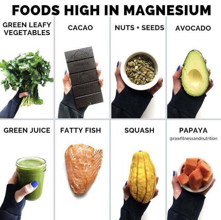 "James DiNicolantonio on Twitter: ""Magnesium truly is a missing ..."