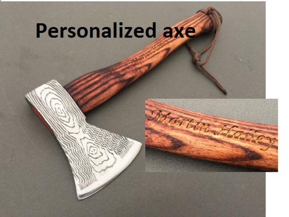 initials gifts initial gifts initial gift dragon gifts medieval armor viking axe medieval for men dragon cosplay Personalized axe
