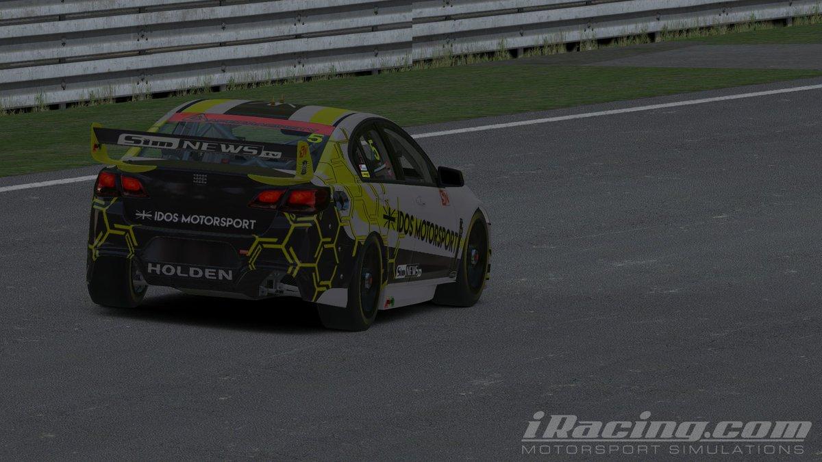 Idos Motorsport on Twitter: