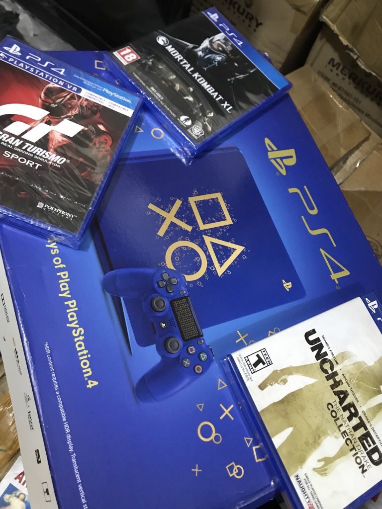 new limited edition ps4 2019