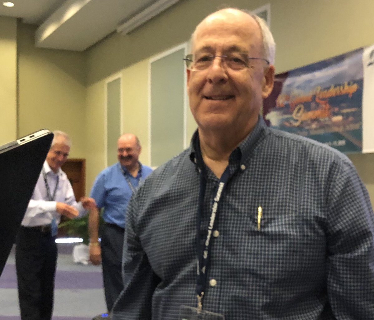 """""""Love is as essential to growth of a human as is food"""" Peter Landless @GChealthMin #GLS18 <br>http://pic.twitter.com/OzizxXG136"""