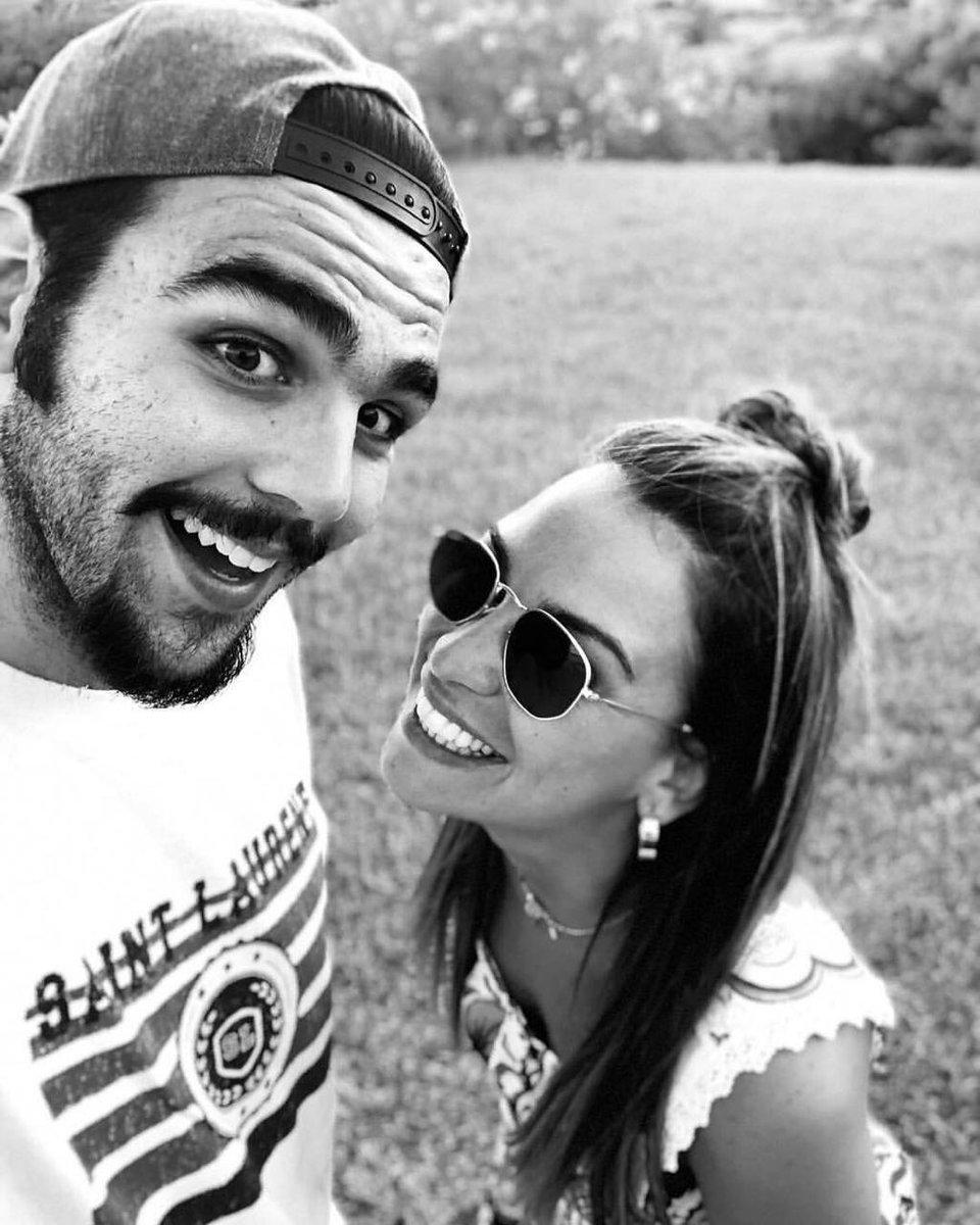Daniela Pace vía #Instagram Un grande in bocca al lupo my sweet friend 🤞🏻☘💙 Ignazio Boschetto  #HondurasIlvolo #QueremosailvoloenHonduras