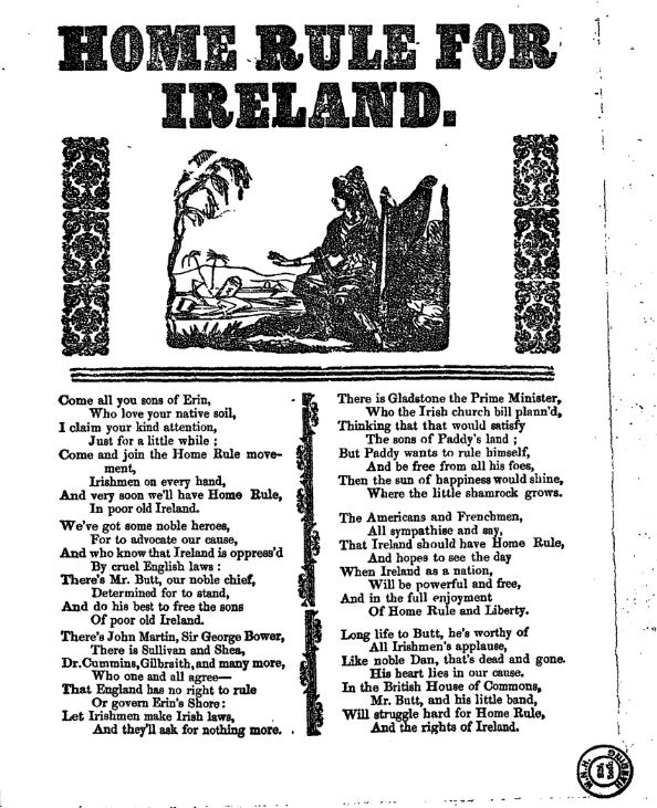 Art Photographs Photo:the Cause Of Ireland And To Have A Long Life.