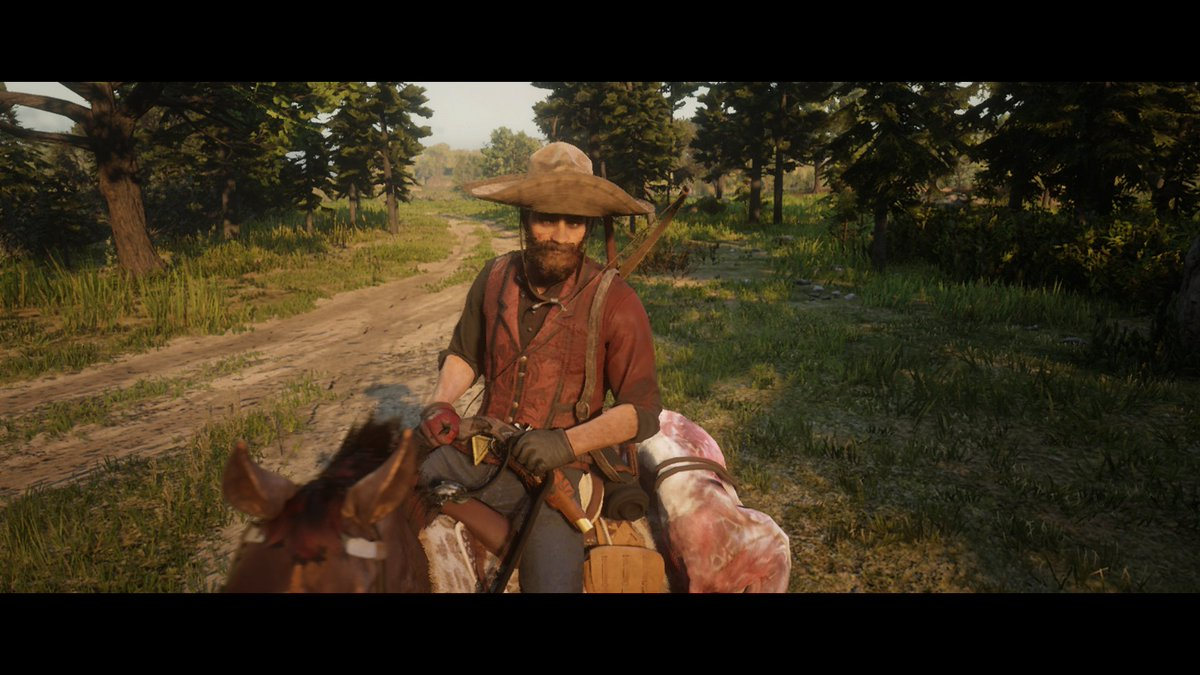 Brandon Todd On Twitter Little Somethin I Snagged Off A Del Lobo Gang Leader Rockstargames Rdr2 Rockstargames