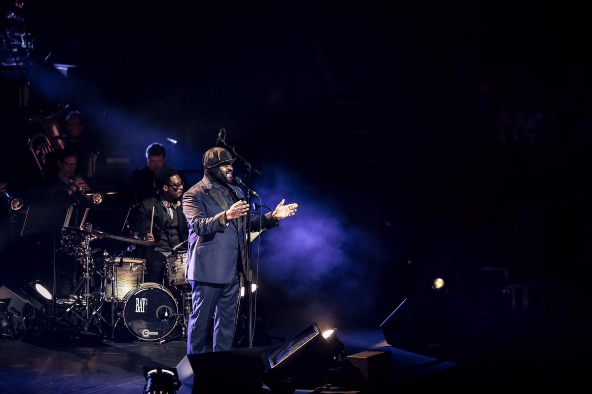 .@GregoryPorter is on tour this month in the US including his annual Valentine's Day show in NYC at @BeaconTheatre! See where he'll be at http://www.gregoryporter.com/live & hear tracks from all his Blue Note albums on our Jazz Vocals playlist: https://bluenote.lnk.to/JazzVocals