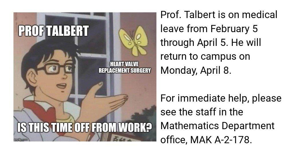 5a81de78cb295 Robert Talbert ( RobertTalbert)