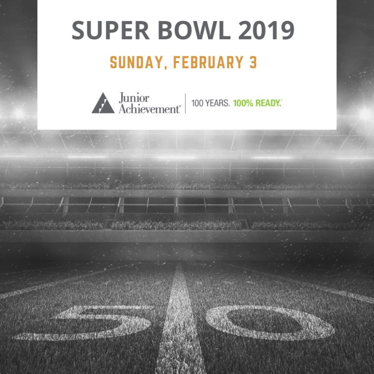 It's #superbowl2019! Who are you cheering for? #champions #SuperBowlSunday