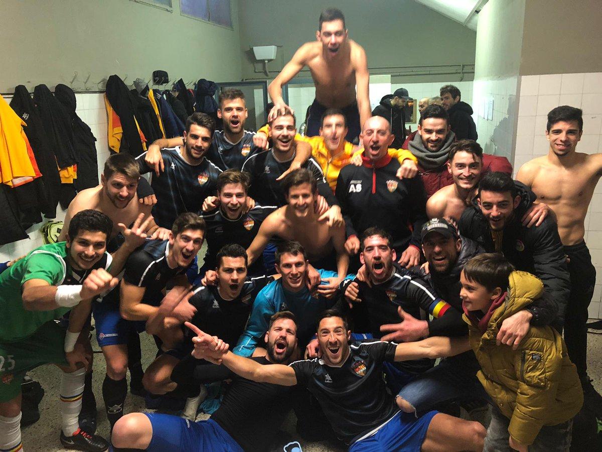 VICTÒRIA!! Tres punts importantíssim que ens permeten escalar posicions a la classificació! Som-hi ANDORRA!!! #SomTricolors #ForçaAndorra #1cat2 #FutbolCat