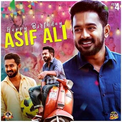 HappY BirthdaY Asif Ali