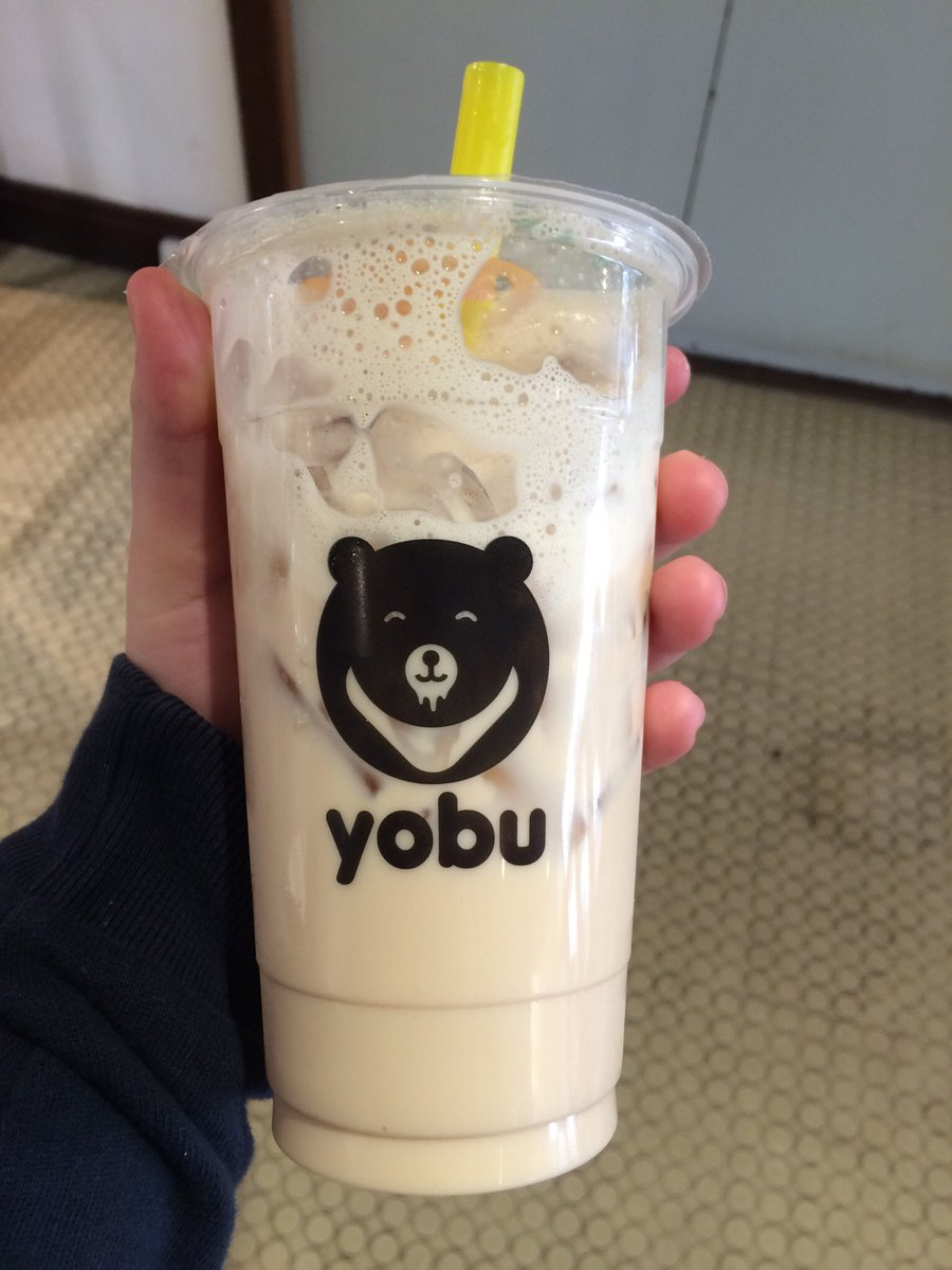 @yobuUK is the best bubble tea on the planet #lovebubbletea