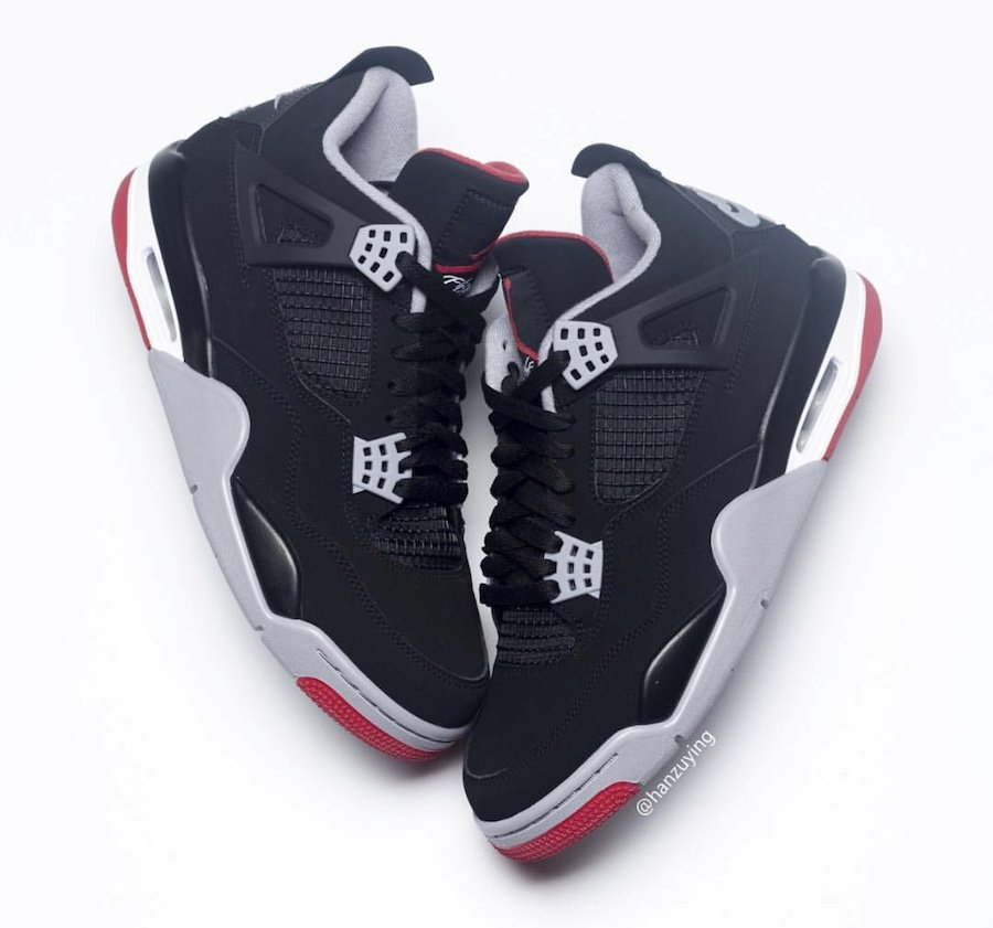 b470e0e3764e6 First Detailed Look at the Air Jordan 4