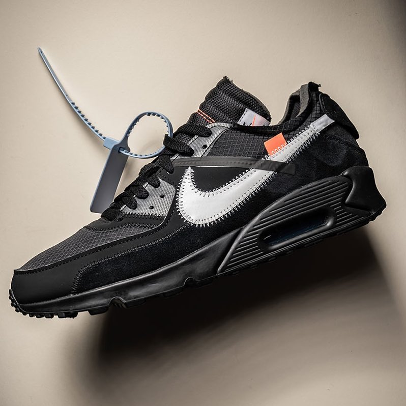 a6f3146254 The Off-White x Nike Air Max 90 in