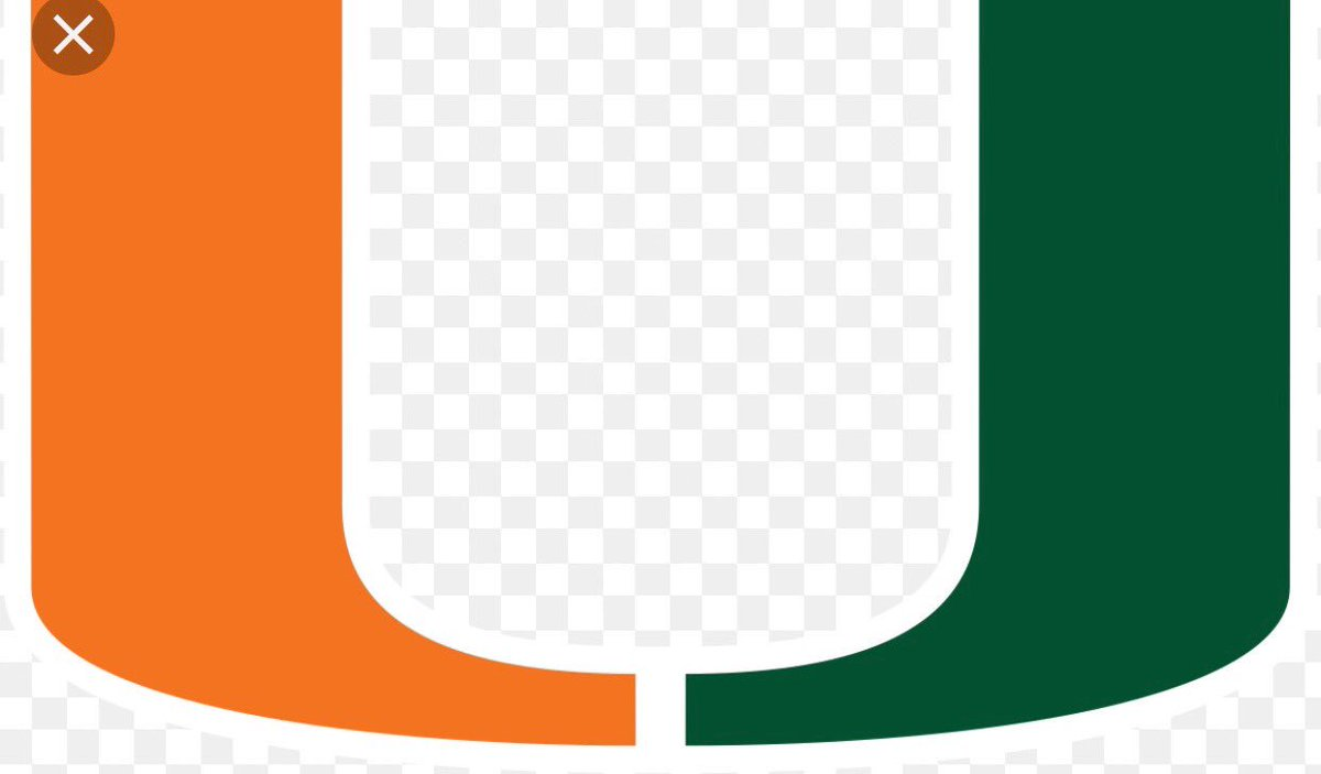 Beyond Thankful to Receive an Offer from the University of Miami🙌🏾 #GoCanes #Surge20