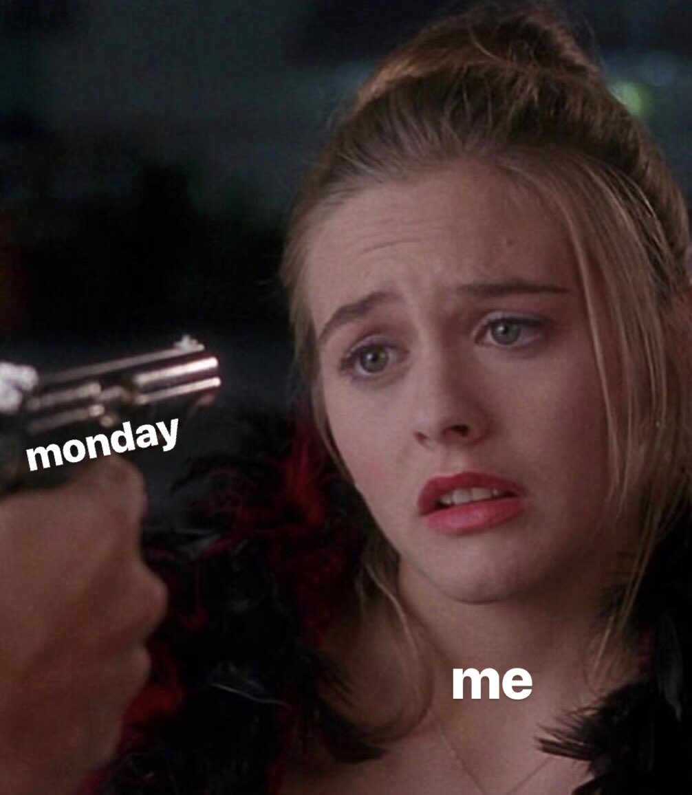 welp, another week