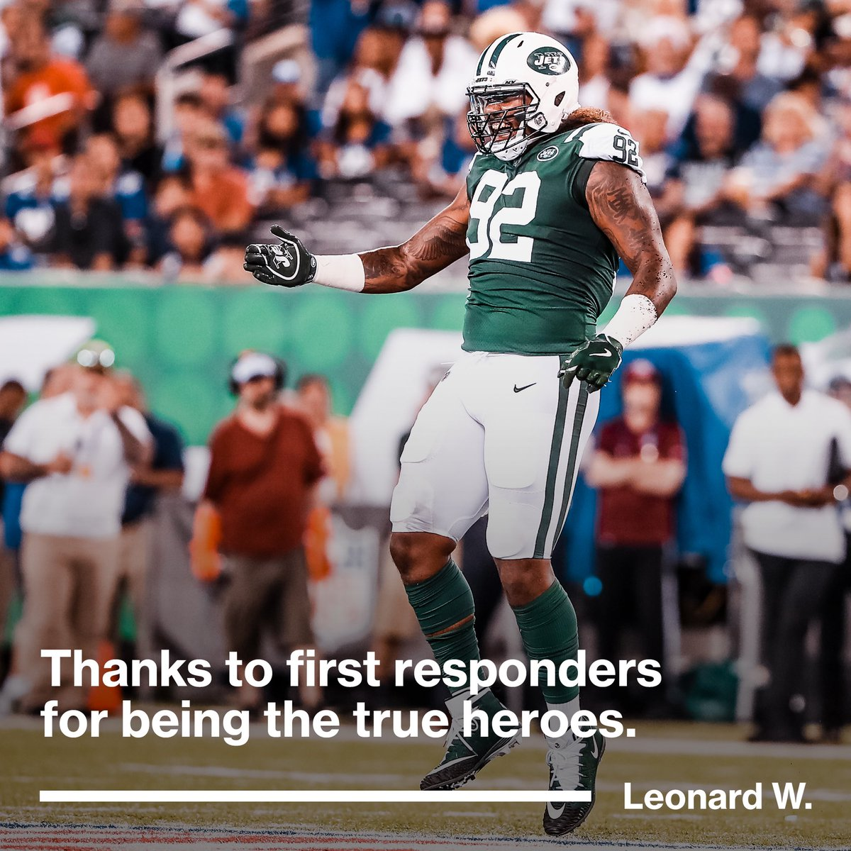 e6f487d59b6fa Join me in giving  AllOurThanks to first responders for always answering  the call. Share your thanks at http   AllOurThanks.com .  adpic.twitter.com   ...