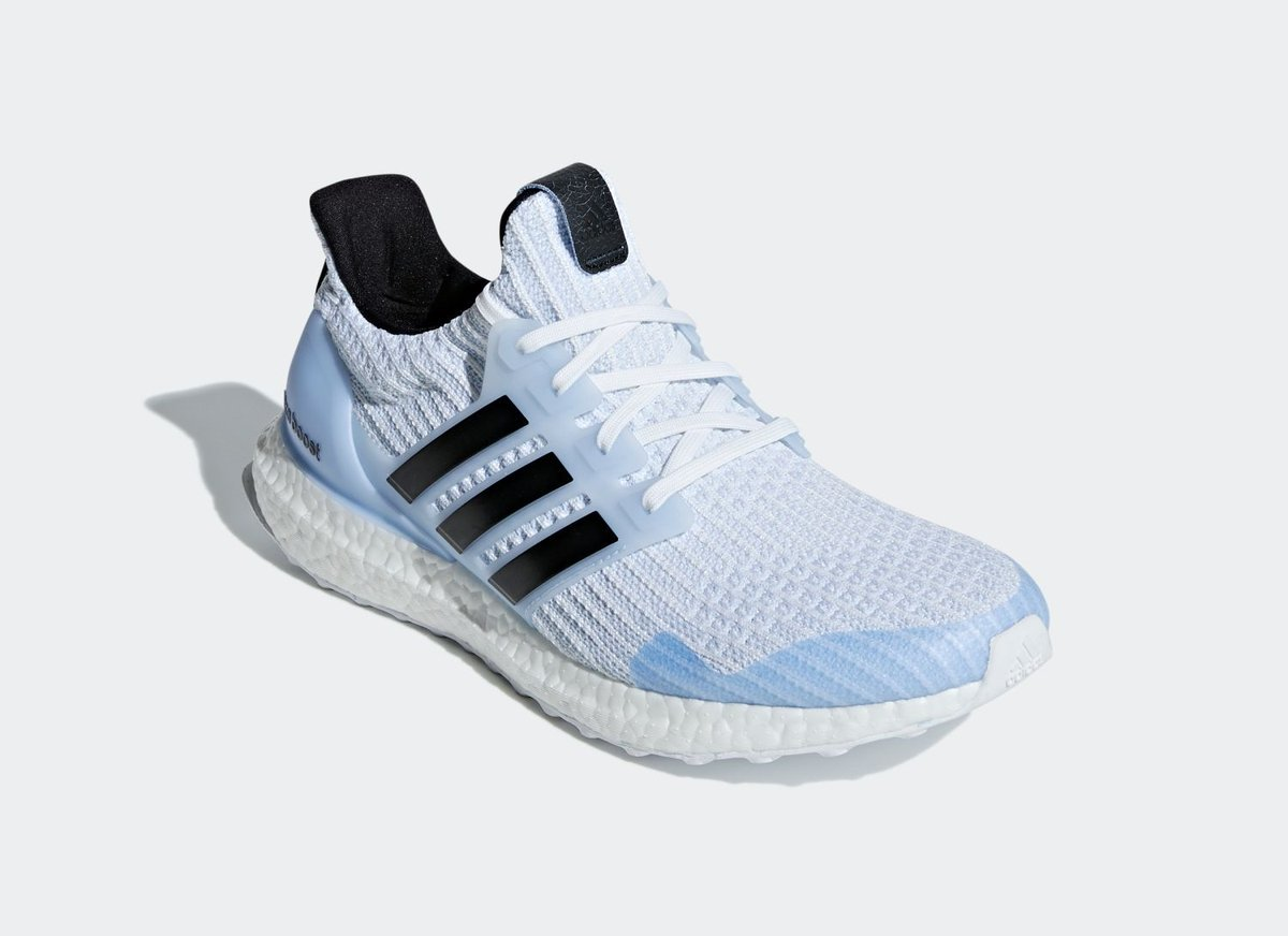 e678167c4c3 Official Images of upcoming Game of Thrones x adidas Ultra Boost  White  Walkers pic.twitter.com zIGrXdA80K