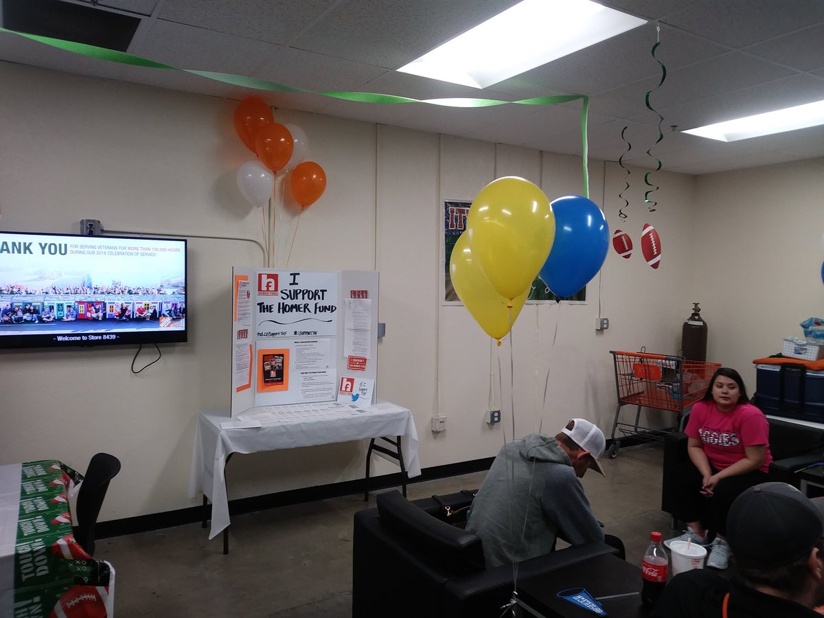 Kevin Handrick On Twitter Superbowl Sunday At Hutto The Home Depot Thank You Katlyn For Helping To Set Up For Our Associates Voa Lailoniroberts Mike Balentine Johnnyrayb467 Mauriceroberso3 Melaniepaynethd Jasongdhrmd228 Https T Co Lyjbtr11qi