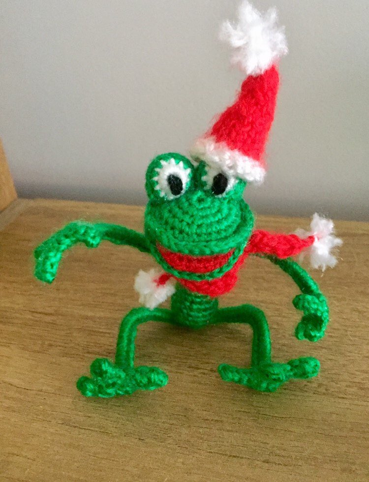 Frog – Amigurumi Patterns | 980x750