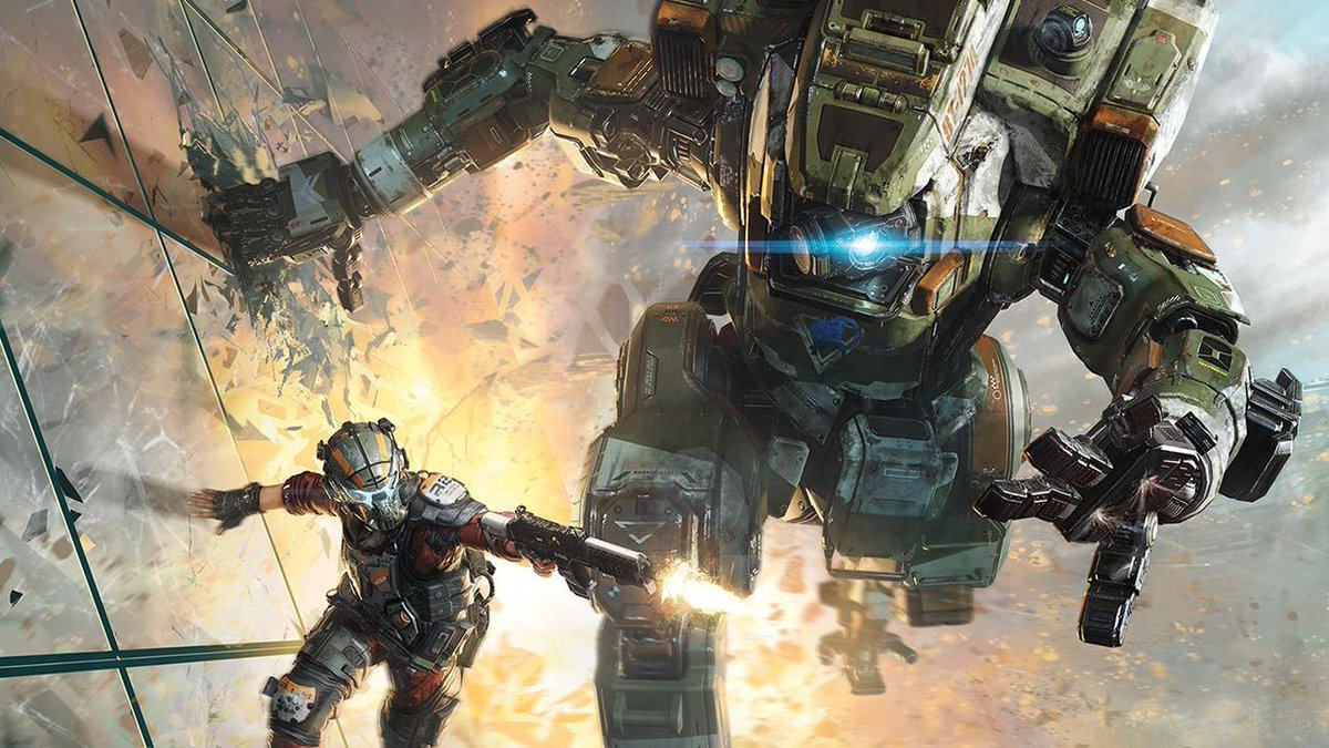 A rumored free-to-play, battle royale spinoff of Titanfall called Apex Legends is in the works at Respawn, and it could be announced & released as soon as tomorrow 🤯   https://t.co/k6tD646L67