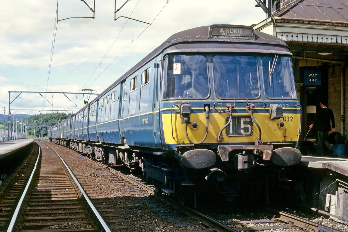 Image result for scottish trains 1960