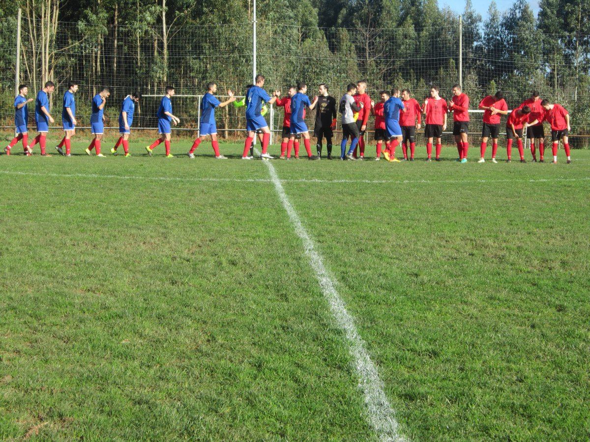 Temporada 2018-2019 SEGUNDA GALICIA GRUPO 3º A. San Mateo, 1 - Numancia, 2