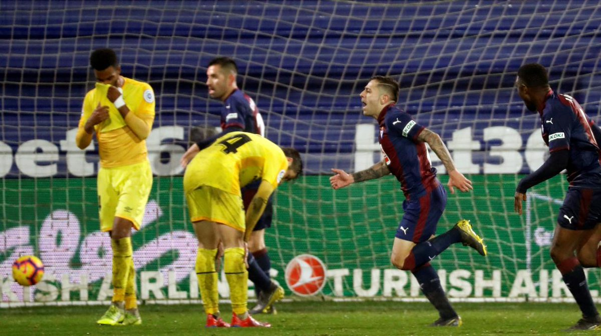 Video: Eibar vs Girona
