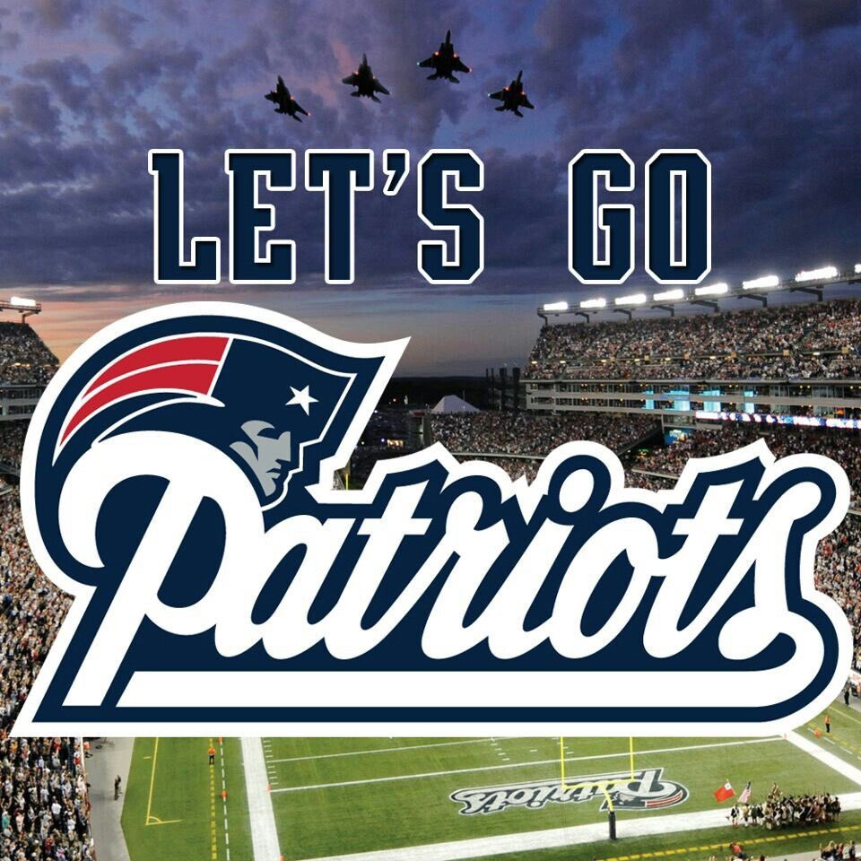 Let's go #Patriots ! Just a few more hours! Please enjoy the game and drink responsible #DesignatedDriver
