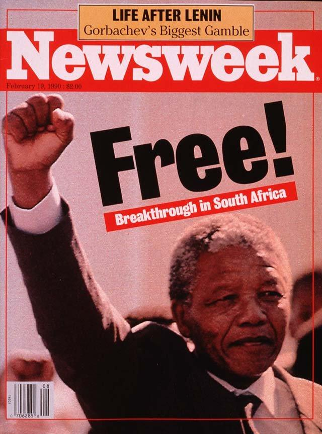 Thabiti Anyabwile's photo on Nelson Mandela