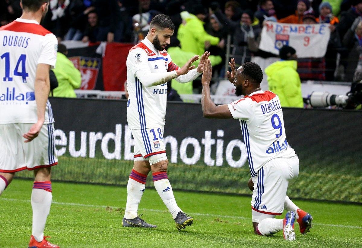 Lyon 2-1 PSG 3 february 2019