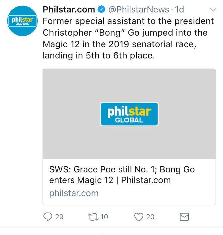 Thank you @PhilstarNews https://twitter.com/philstarnews/status/1091705298438537219?s=21…