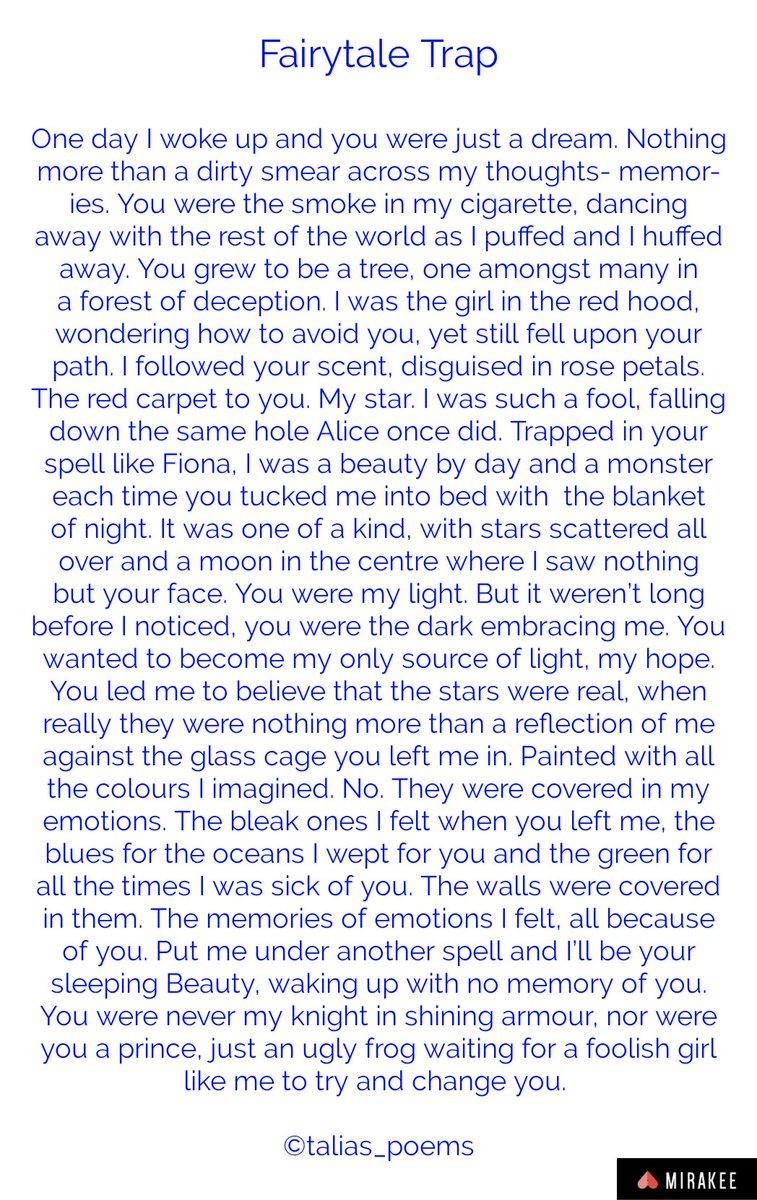 Fairy Tale Poems 2
