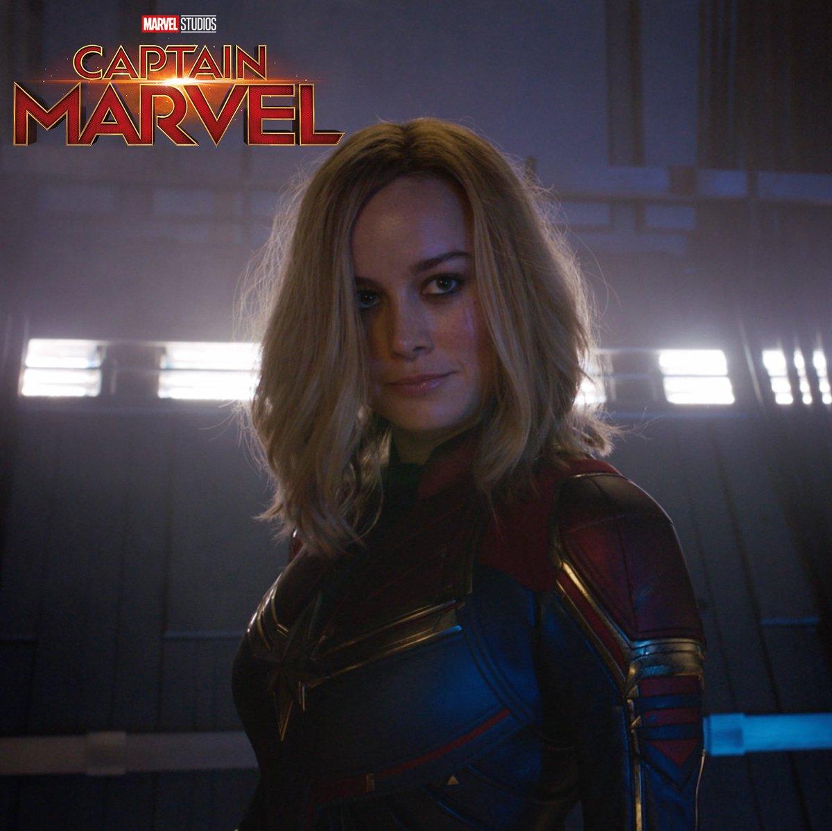 Captain Marvel's photo on Pipa