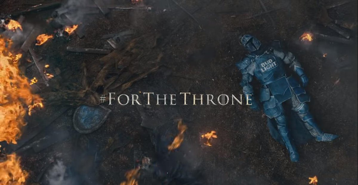 Resultado de imagem para Game of Thrones super bowl 2019