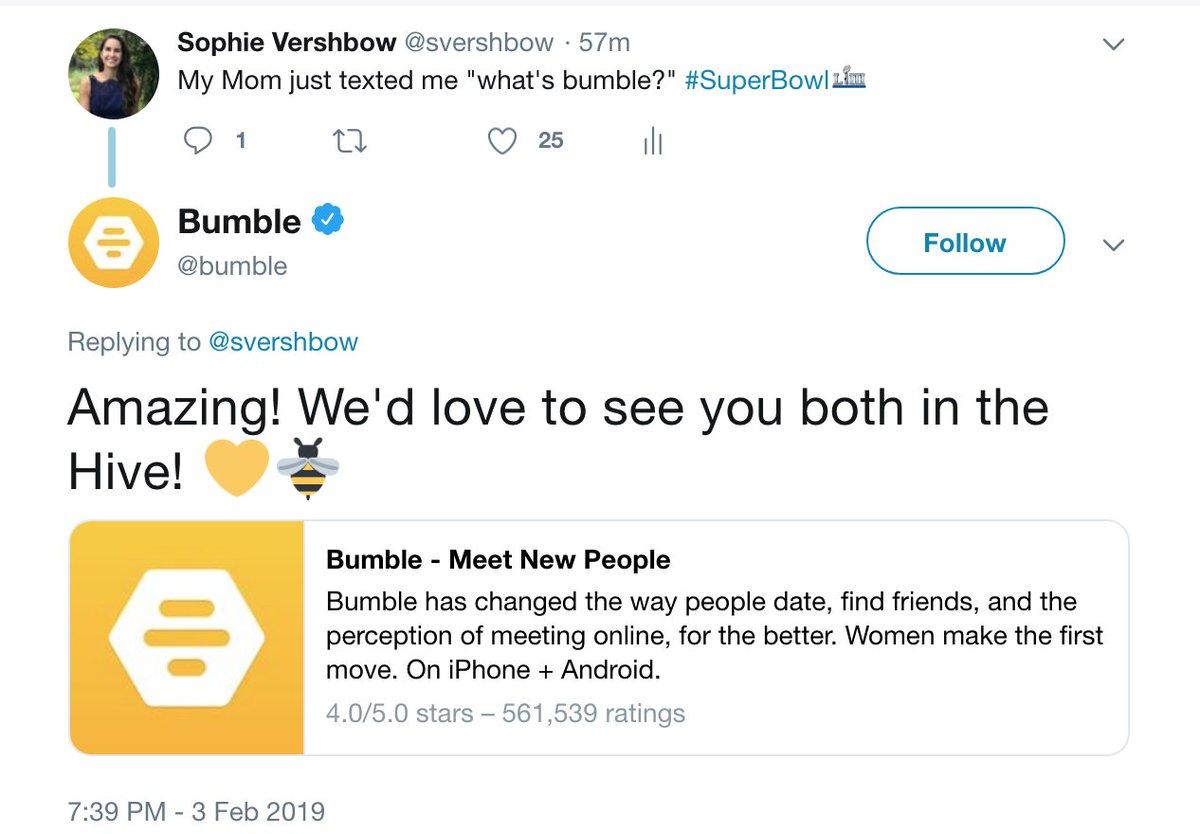 bumble dating app iPhone 10 måter å vite din dating en kvinne