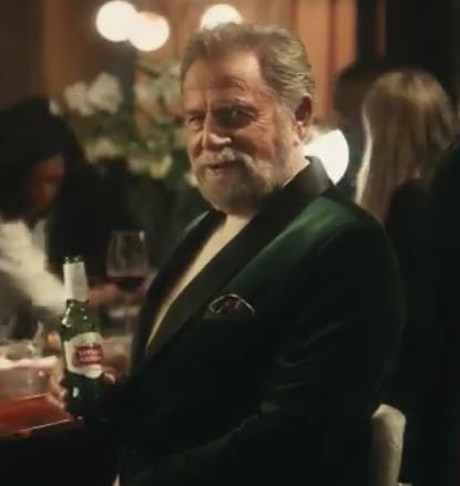 The Most Interesting Man in the World betraying Dos Equis for Stella Artois is the biggest play of the game so far