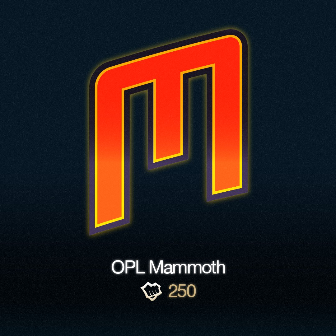 Mammoth On Twitter Mmm League Of Legends In Game Icon Is