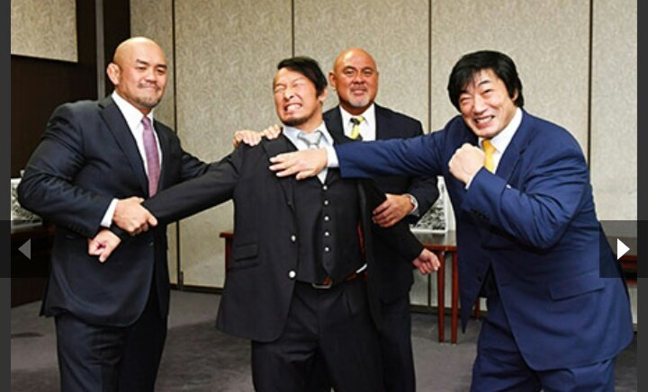 Furasshu nyūsu #11: Breves de la Lucha Libre Japonesa 6
