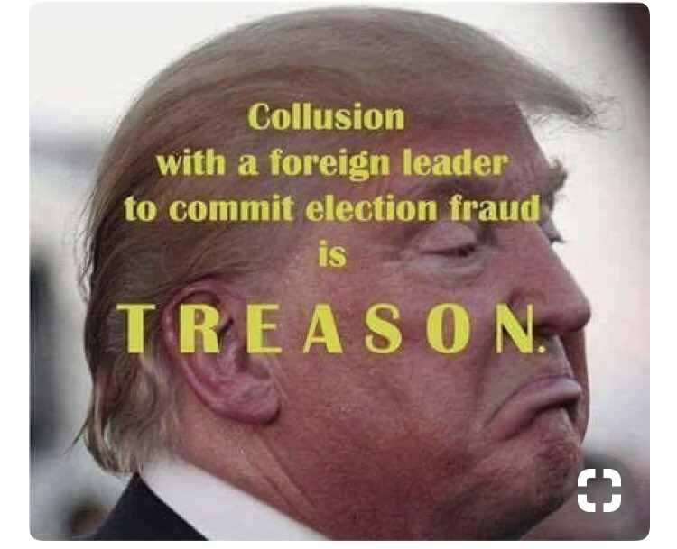 Real Americans are not merely waiting for the report we are waiting to see the Russian stooge traitor get what he deserves!