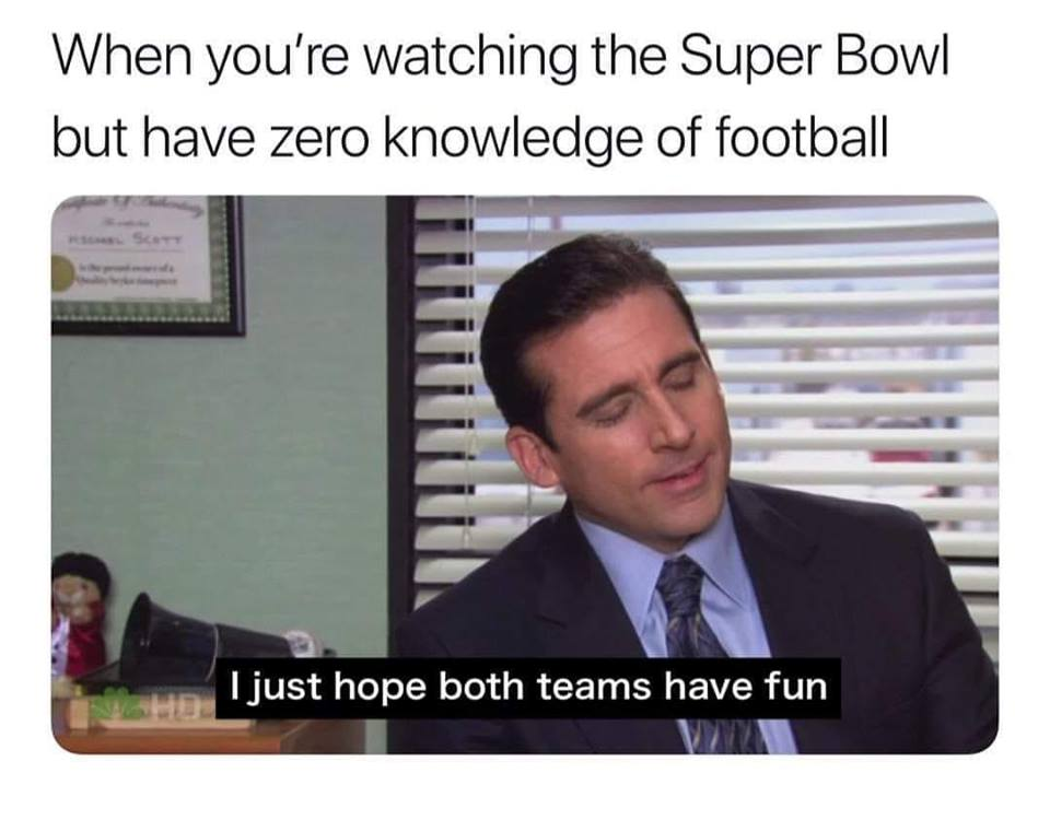 Wholesome Memes On Twitter Superbowl Everybody Won Because They