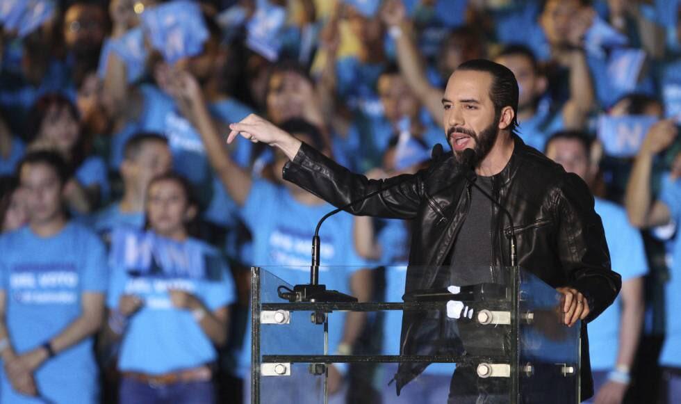 El Salvador | @nayibbukele, de 37 años, gana las elecciones en El Salvador y será el próximo presidente de ese país.