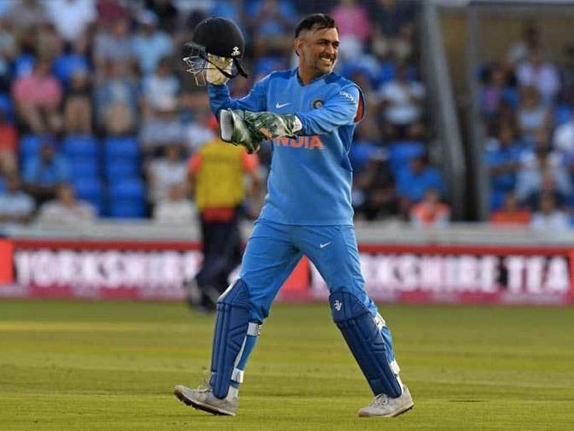 'Never leave your crease with MS Dhoni behind the stumps': ICC's valuable advice  #MSDhoni #ICC   Read:  https://t.co/ax7TXzD9ym