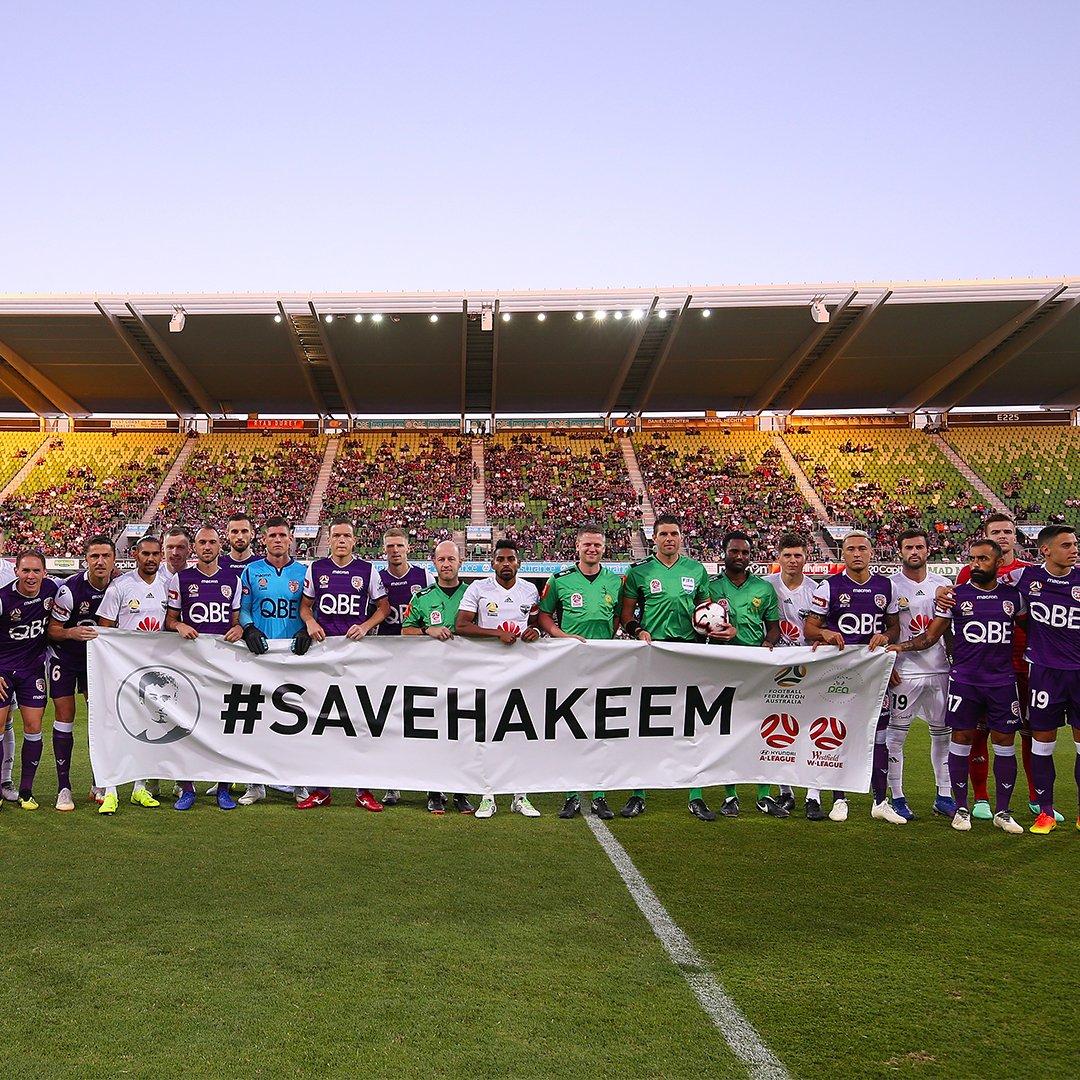 Bring Hakeem home. #SaveHakeem