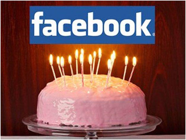 Прикольная, как отправить открытку в фейсбук с днем рождения с телефона