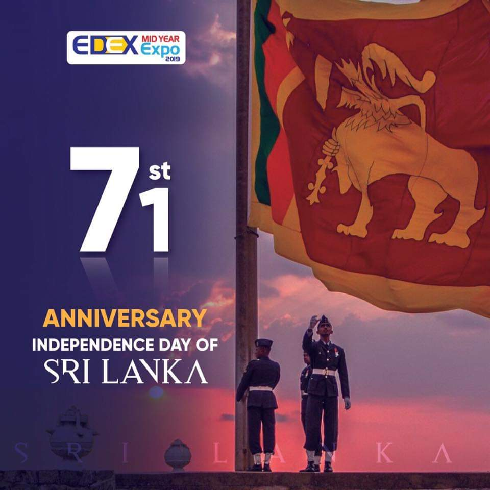 As a nation, we are one country, let's celebrate the proudest day as One. Happy Independence Day!  🇱🇰🇱🇰🇱🇰🇱🇰🇱🇰🇱🇰🇱🇰🇱🇰🇱🇰🇱🇰🇱🇰🇱🇰🇱🇰