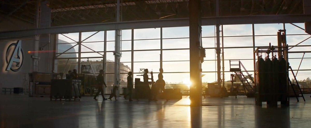 Avengers: Endgame Super Bowl Spot