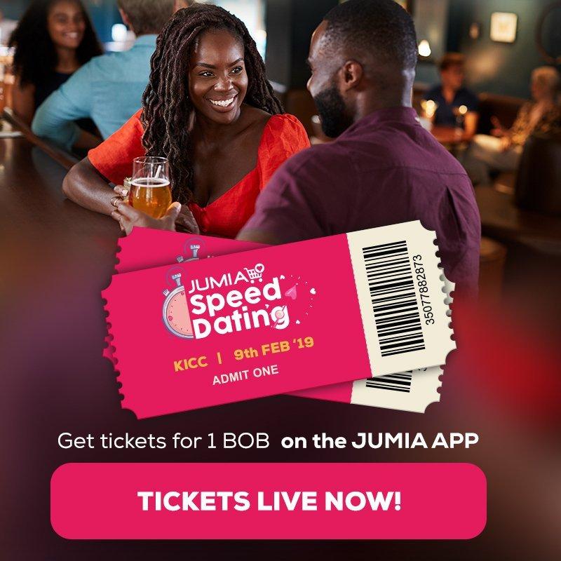 nopeus dating Kenia