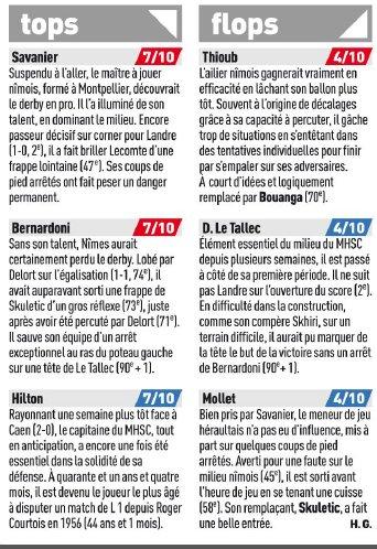 J 23 - MATCH RETOUR : LE DERBY NO - MHSC - UN PARFUM DE REVANCHE ... - Page 3 DyiqZfnW0AAt3b_