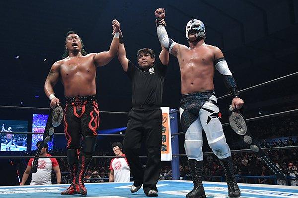 """NJPW: """"The New Beginning in Sapporo"""" Día 2 Sigue el dominio LIJ 3"""