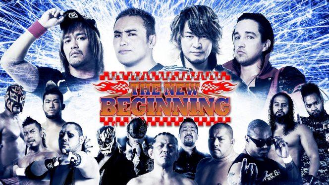 "NJPW: ""The New Beginning in Sapporo""- Día 1 2"
