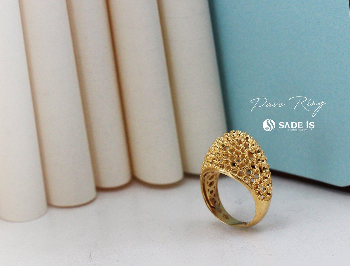 #rings#ring #pavering #pave #handmadejewels #jewellery #jewelry #jewellerydesign #russianjewelry #antwerpjewelry #dubaijewellery #monture #montür #yüzükmodelleri #lovejewellery #indianjewellery #newyorkjewelry #hongkongjewelryshow #bakujewellery #bakuluxury #sadeispic.twitter.com/6W4bajP5l0